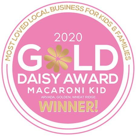 GOLD Daisy WINNER 2020