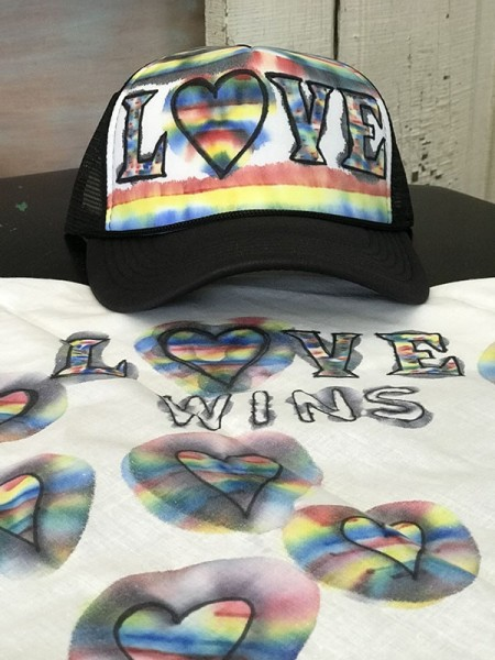 Love Wins Hat