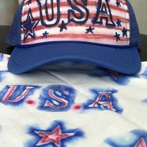 USA Patriotic Hat
