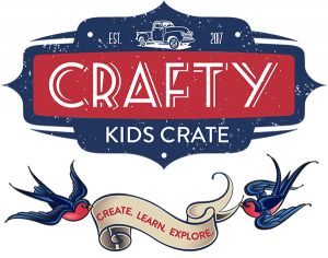 Crafty Chassis Kids Crate Logo